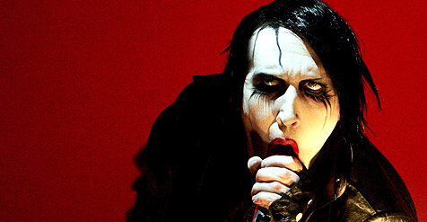 "Marilyn Manson coacht ORF-""Helden von Morgen"""