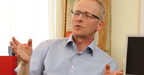 """Chef von pro mente: """"Zweifel am Sozialstaat"""" (Bild: Wenzel)"""