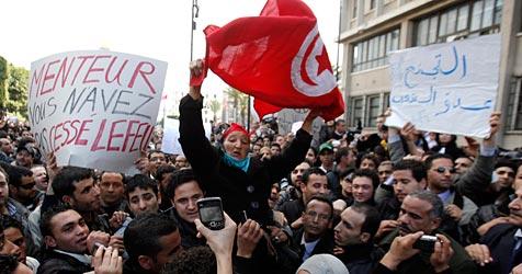 Oberösterreicher scheuen nach Unruhen Tunesien