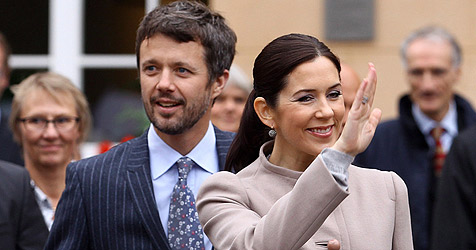 Prinzessin Marys Zwillinge sind noch immer namenlos