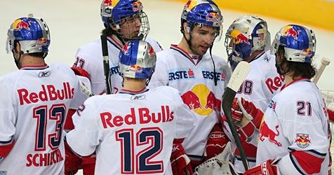 Salzburg verliert erstmals Heimspiel gegen Jesenice