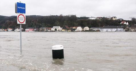 Viel Niederschlag, aber wenig Überflutungen (Bild: APA/rubra)