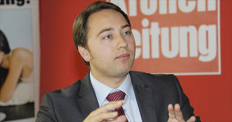 "Haimbuchner: ""Könnten 20 Millionen € sparen"" (Bild: Chris Koller)"