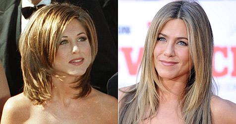"""Aniston: """"Rachel""""-Schnitt war hässlichste Frisur"""