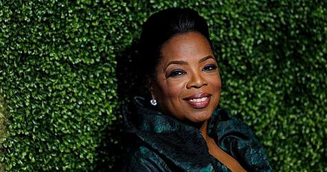 Talk-Queen Oprah Winfrey casht am meisten ab