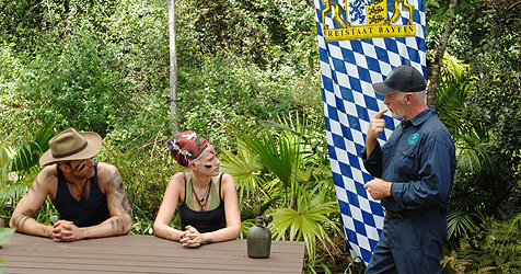 Oktoberfest-Wirt Käfer verklagt das Dschungelcamp (Bild: (c))