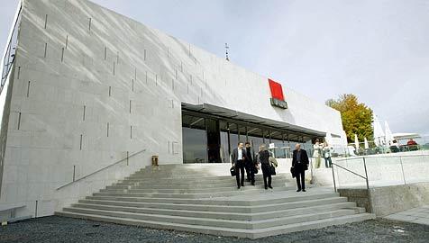 Salzburgs Museum der Moderne heuer u. a. mit Giacometti (Bild: APA/FRANZ NEUMAYR/MMV)