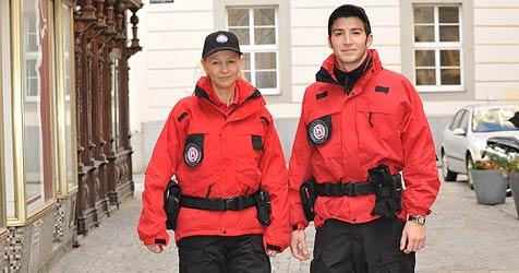 Linzer Stadtwächter gehen bei Polizei in die Lehre (Bild: Stadt Linz)