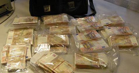 Polizei stellt Geldfälschern  Falle mit Scheinkäufen (Bild: Polizei)