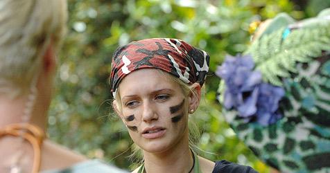Wirft sie jetzt hin? Sarah verweigert Dschungelprüfung! (Bild: (c) RTL / Stefan Menne)