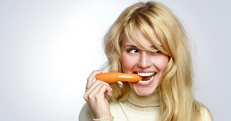 Du willst Vegetarier werden? Darauf solltest du achten! (Bild: © 2011 Photos.com, a division of Getty Images)