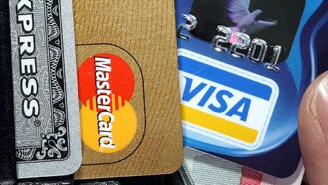 RFID-Kreditkarten durch Kleidung hindurch geknackt