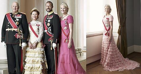 Wird Mette-Marit noch dieses Jahr Königin? (Bild: Sølve Sundsbø/ Det kongelige hoff)