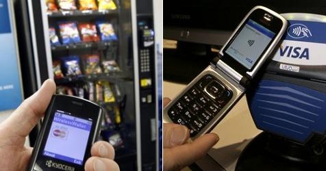 Zahlung per Handy könnte Kreditkarten in 5 Jahren ablösen