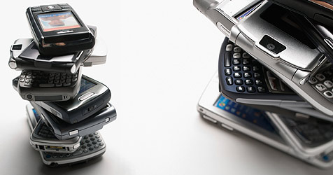 Handy-Markt zu Jahresbeginn geschrumpft (Bild: © 2011 Photos.com, a division of Getty Images)