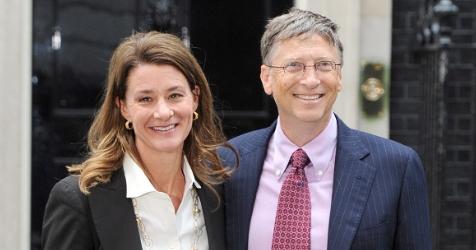 Kinder von Bill Gates bekommen kein Smartphone (Bild: EPA)