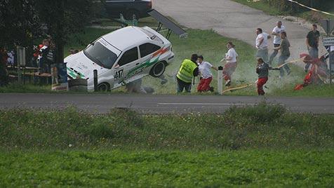 Nach tödlichem Unfall Comeback für Bergrennen (Bild: Horst Einöder)