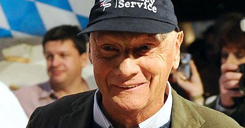 """Niki Lauda entschuldigt sich für """"Schwulen-Sager"""" (Bild: APA/HANS KLAUS TECHT)"""