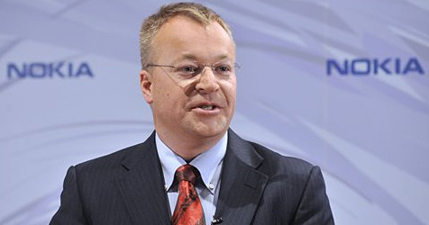 "Nokia-Chef Elop: Strategie erst 2012 ""in voller Pracht"""
