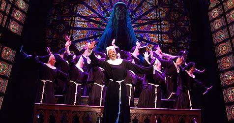 """""""Sister Act"""" ab September im Wiener Ronacher (Bild: Stage Entertainment)"""
