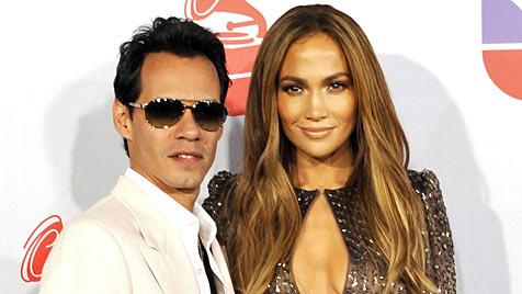 Babys retteten Ehe von Jennifer Lopez und Marc Anthony