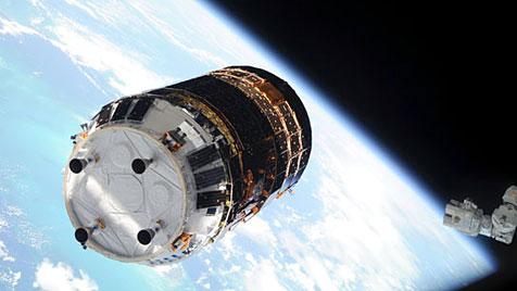 Raumfrachter aus Japan dockt an die Raumstation an Raumfrachter_aus_Japan_dockt_an_die_Raumstation_an-Nachschub_fuer_ISS-Story-242973_476x268px_2_aY_Q0RP0qP2jc