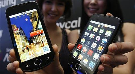Forscher entwickeln zwei Handys in einem