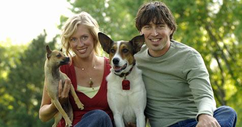 Haustiere sorgen für ein entspanntes Zusammenleben (Bild: © 2011 Photos.com, a division of Getty Images)