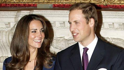 Skurrile Wetten zur Hochzeit von William und Kate