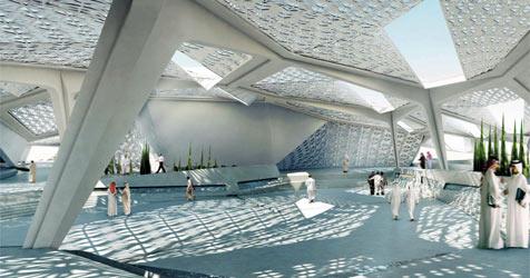 Wüsten-Beton aus dem Pinzgau - Top-Auftrag für Rieder (Bild: Rieder)