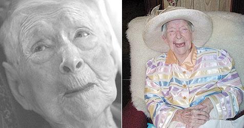 Älteste Frau der Welt in Texas gestorben (Bild: AP, AFP)