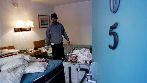 Die dreckigsten Hotels in Europa und den USA (Bild: AP)