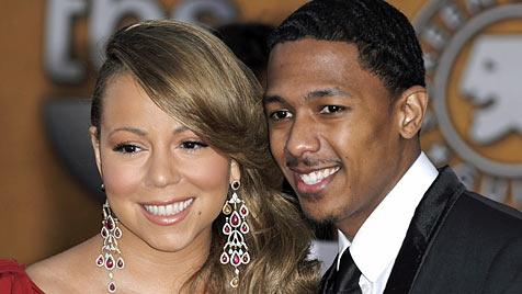 Hochschwangere Mariah Carey im Krankenhaus