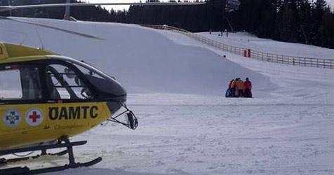 67 Skiunfälle in den Semesterferien auf NÖ-Pisten (Bild: ÖAMTC)