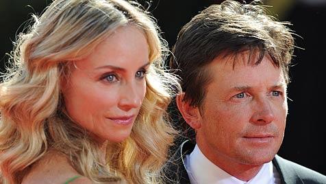 Michael J. Fox hadert nicht mit seinem Schicksal