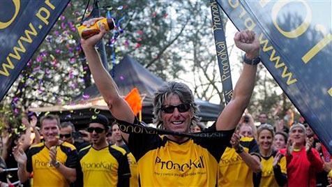 365 Marathons in 365 Tagen - Belgier stellt Rekord auf