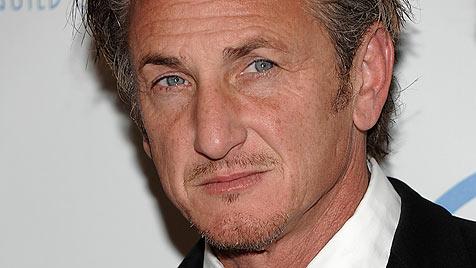 US-Star Sean Penn trifft in Wien Minister und Promis