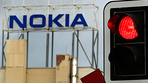 Rumänien beschlagnahmt Teil von Nokia-Werk
