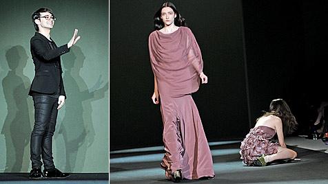New York Fashion Week startet mit Klums Gewinner