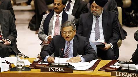 Außenminister verlas falsche Rede in UN-Sicherheitsrat
