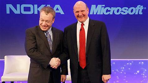 Nokia macht Ex-Microsoft-Manager Weber zum US-Chef