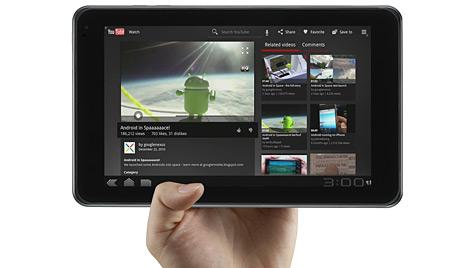Bei Smartphones und Tablet: LG setzt auf 3D und Android