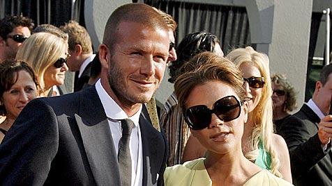 Geheimnis gelüftet: Nach drei Buben ein Beckham-Mädchen