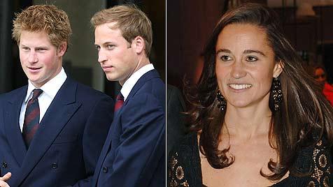 Jetzt ist es fix: Prinz Harry ist Williams Trauzeuge
