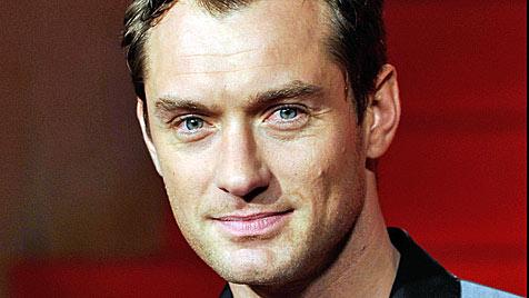 Jude Law weint sich nach Trennung bei seiner Ex-Frau aus