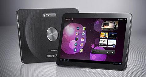 "Samsung: Gegen iPad 2 ist eigenes Tablet ""inadäquat"" (Bild: Samsung)"