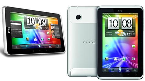 """HTC startet mit dem """"Flyer"""" in den Tablet-Markt (Bild: HTC)"""