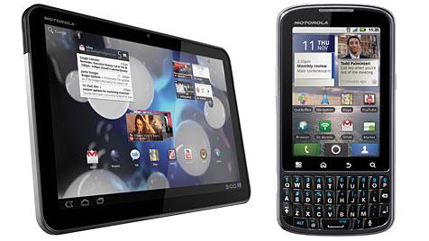 Motorolas Xoom-Tablet ab Sommer in Europa (Bild: Motorola)