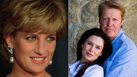 Prinzessin Dianas Bruder heiratet zum dritten Mal