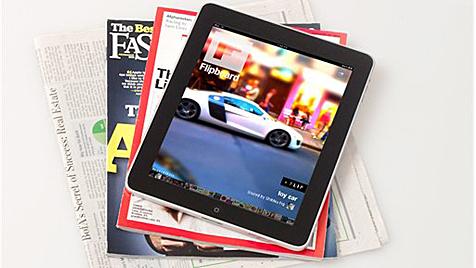 iPad-Abo-Service gestartet - Apple kassiert 30 Prozent